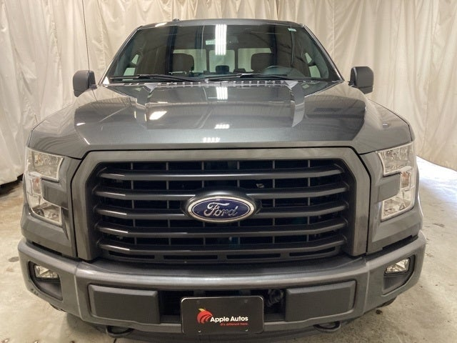 Used 2015 Ford F-150 XLT with VIN 1FTEW1EG7FFB83337 for sale in Northfield, Minnesota
