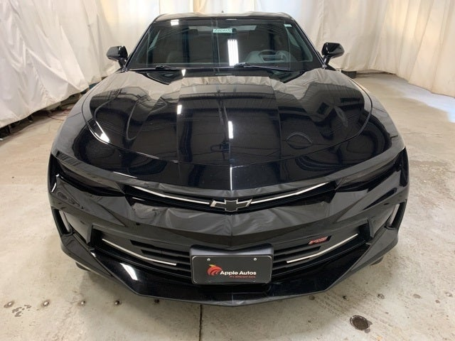 Used 2016 Chevrolet Camaro 2LT with VIN 1G1FD1RSXG0160379 for sale in Northfield, Minnesota