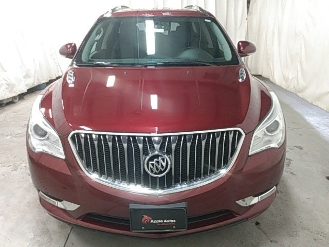 Used 2017 Buick Enclave Leather with VIN 5GAKVBKD0HJ120541 for sale in Northfield, Minnesota
